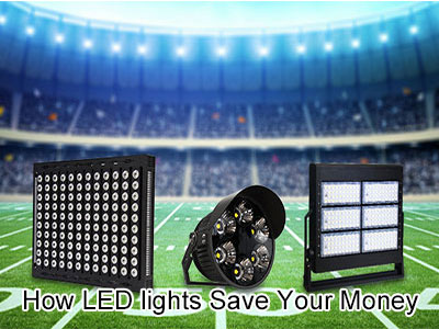 How LED lights Save Your Money