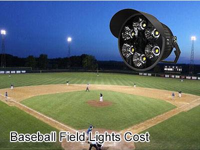 Baseball Field Lights Cost