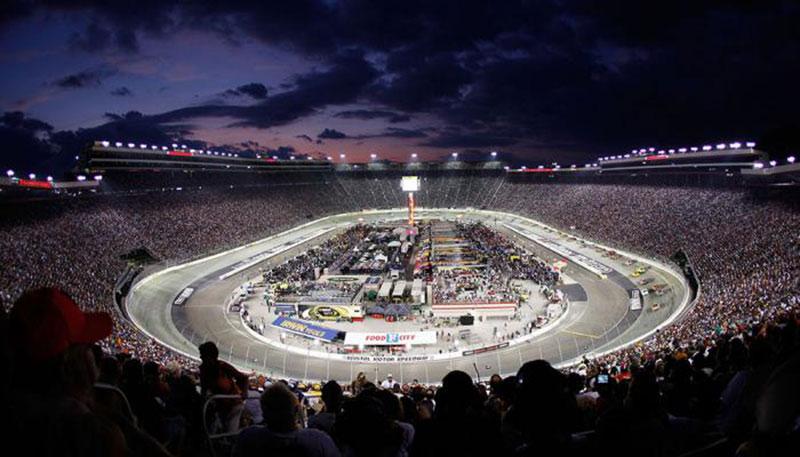 Race Track Lighting Design
