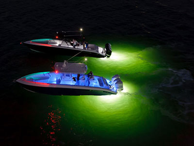 LED Fishing Boat Lighting
