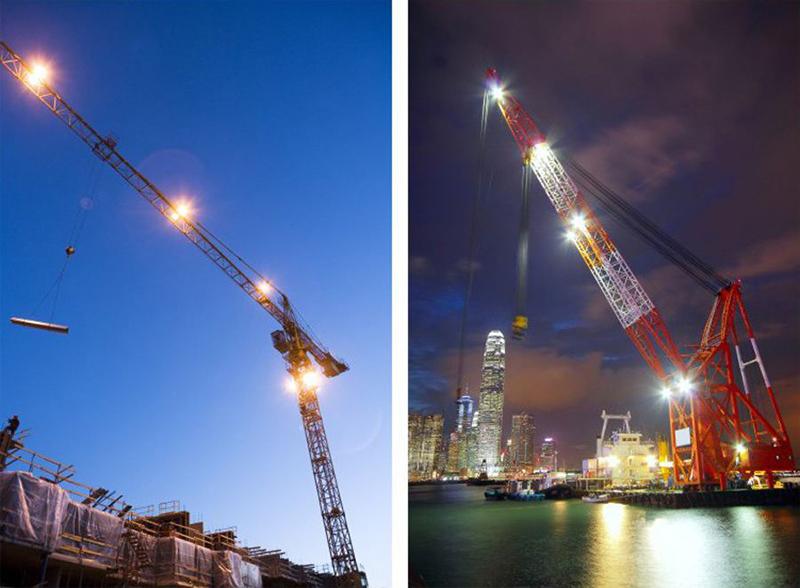 Port Lighting Terminal Led Crane Lights
