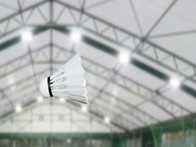 High Quality Badminton Court Lighting