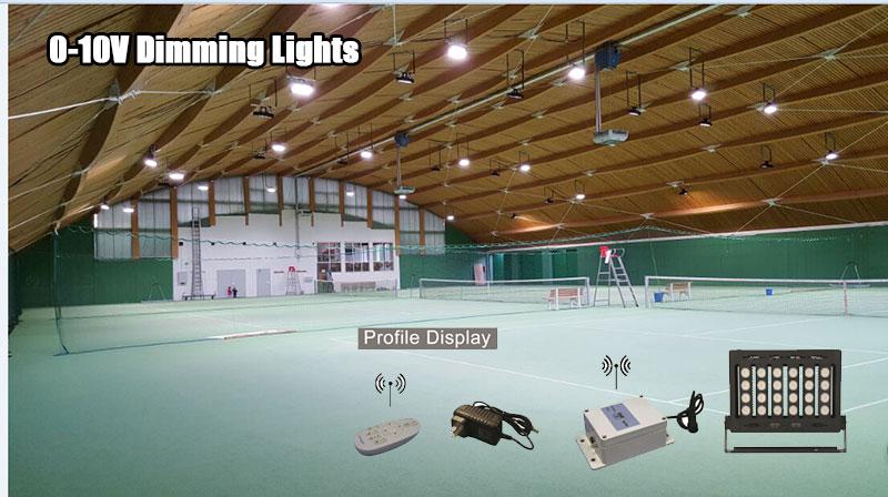 0-10V Dimming Lights