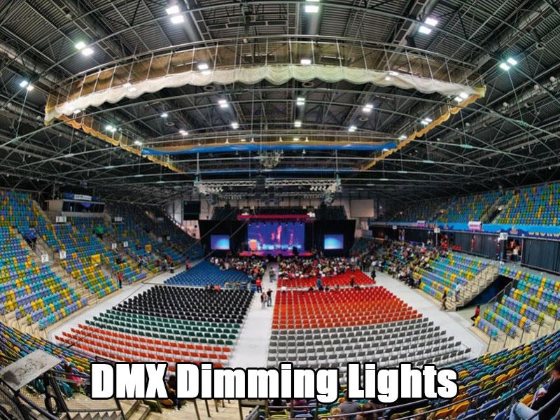 DMX Dimming Lights