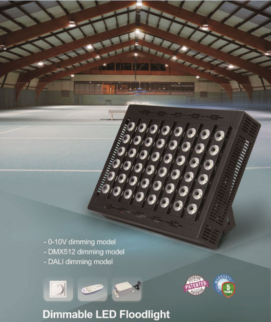 Dimmable LED Floodlights