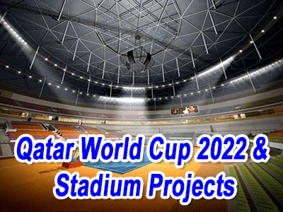 Qatar World Cup 2022 & Stadium Projects