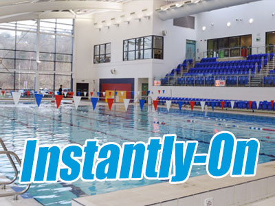 LED Lighting Solutions for Natatoriums and Indoor Swimming Pools