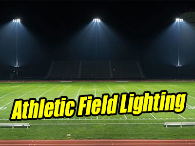 MECREE Sports & Athletic Field Lighting System