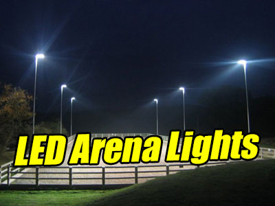 MECREE LED Arena Flood Lights