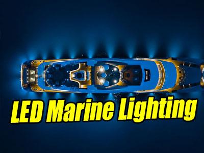 2020 MECREE LED Marine Lighting Solution