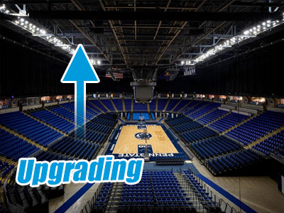 Top 10 reasons college recreational facilities are upgrading to LED lighting