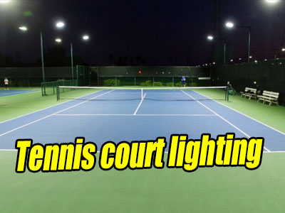 Why Indoor Tennis Courts Are Using LED Lights