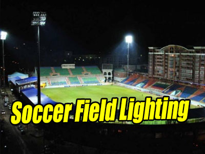 Soccer Field Lighting Requirements