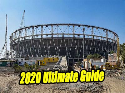 Cricket ground lighting design planning