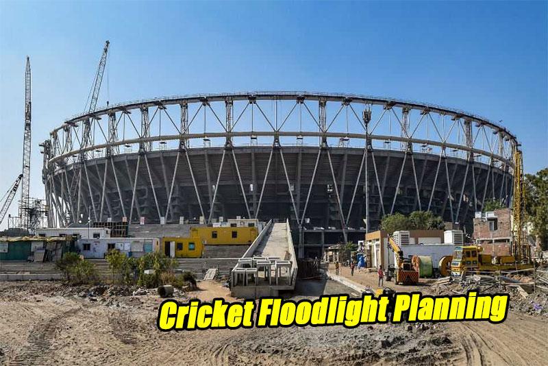 cricket stadium design
