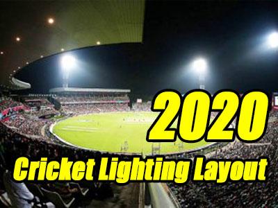 Best LED Cricket Field & Stadium Lighting(2020 Newest)