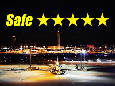Best LED Airport Lighting System, Let Passengers Feel Relaxed and Safe