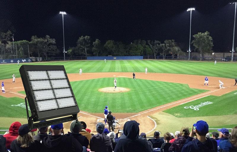 Baseball Field Lighting Design