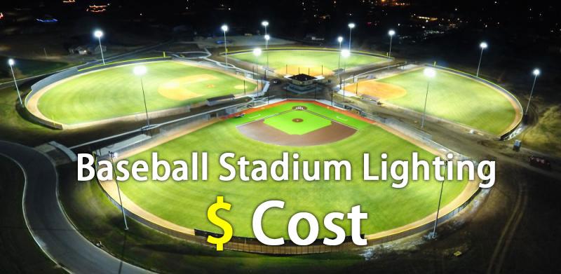 Baseball Stadium Lighting Cost