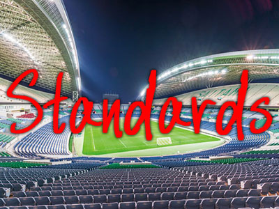 Football stadium lights on for senior | The standards you need to know
