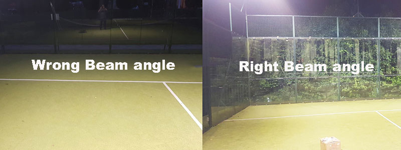 How to choose the right beam angle for stadium light