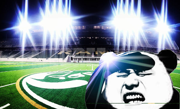 The consequences of choosing the wrong football stadium lights
