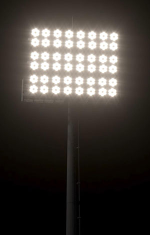 Unique and professional design football stadium lights