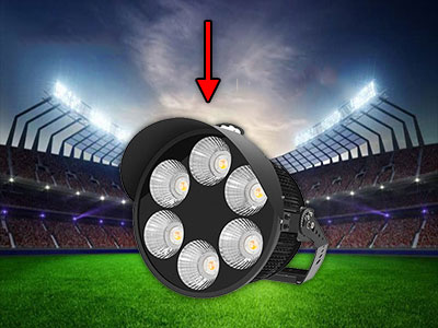 Football stadium lights png | What kind of light are used in stadium?