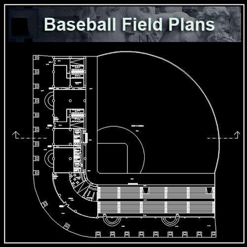 baseball-field-lighting-CAD-Drawing