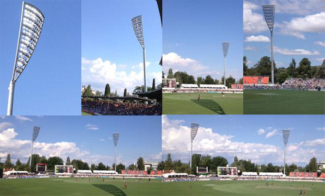 football stadium High masts lighting supporting services