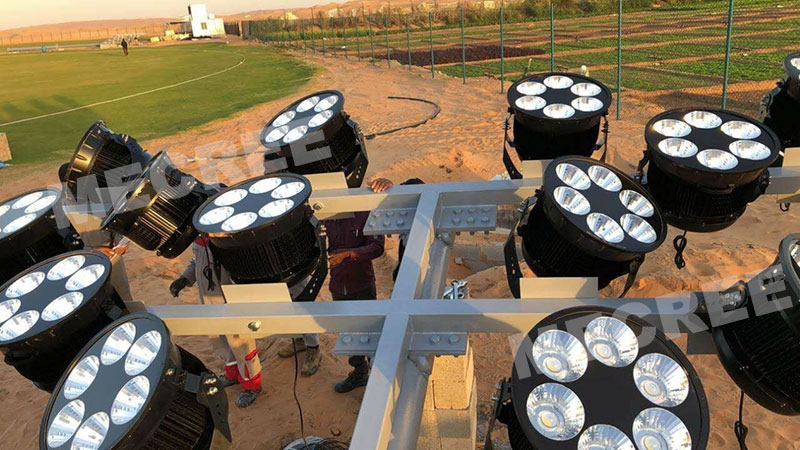 mecree gl spl series led stadium lights