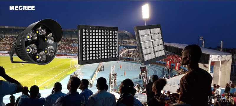 why metal halides are switched to Led football floodlights