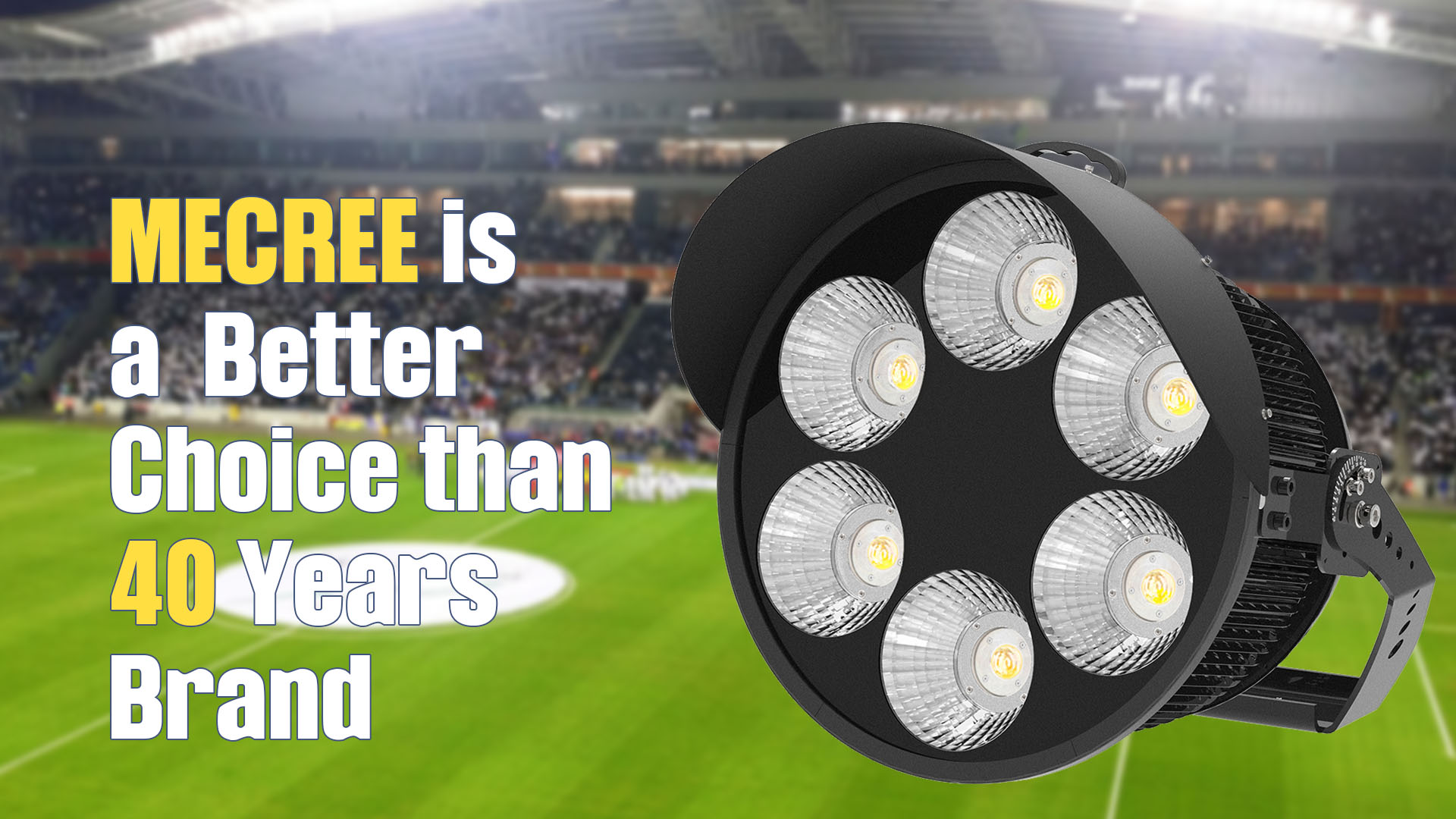 outdoor led stadium lights 1000w