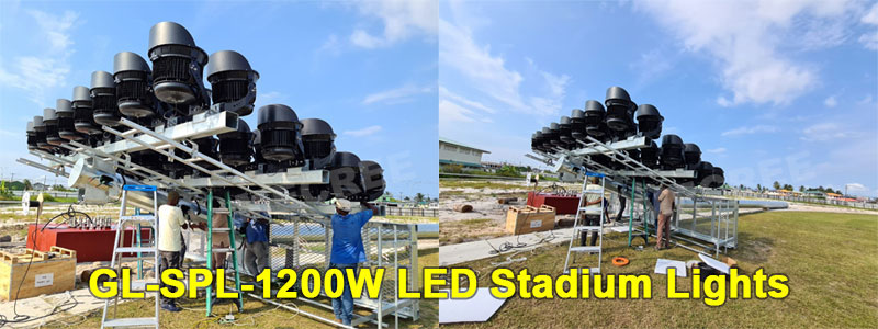 outdoor best led stadium lights 1000w