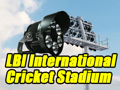 Guyana LBI International Cricket Ground