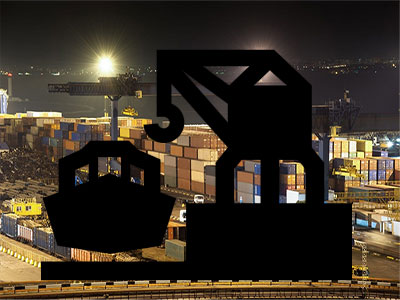 CONTAINER PORT LIGHTING