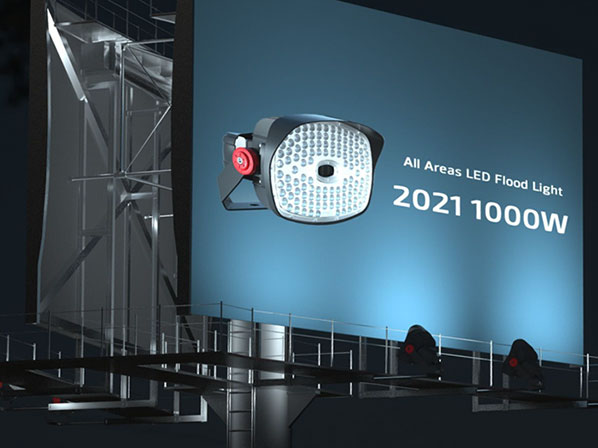 LED Billboard Lighting